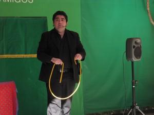 #show de magia infantil